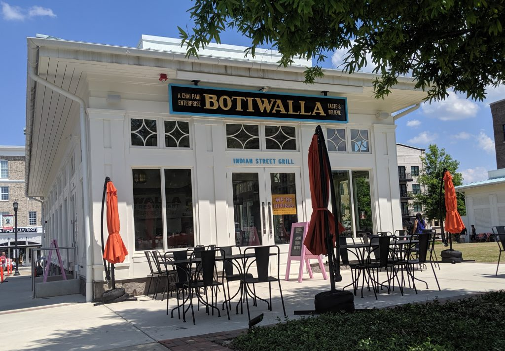 Picture of Botiwalla from outside
